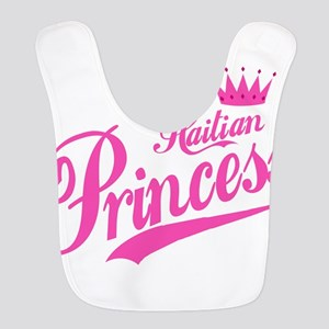 Haitian Princess Bib
