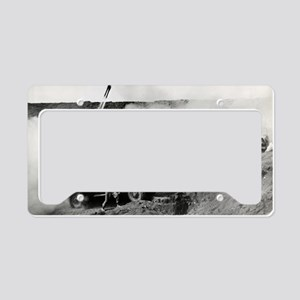 stock677Z med License Plate Holder