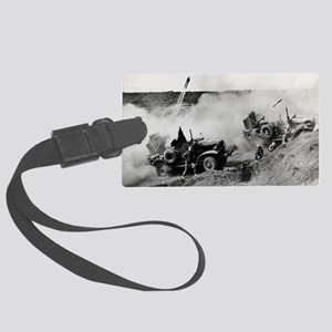 stock677Z med Large Luggage Tag