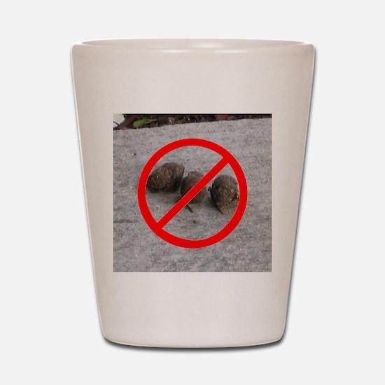 NoShit3.5BtnV1.2 Shot Glass