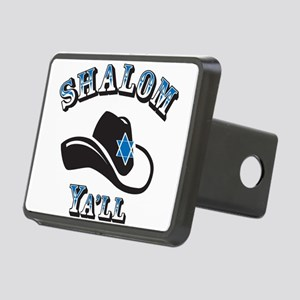 Shalom Yall Hitch Cover
