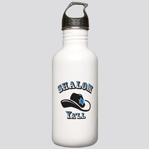 Shalom Yall Water Bottle