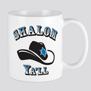 Shalom Yall Mugs