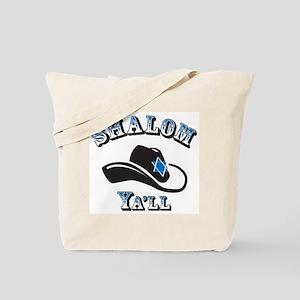 Shalom Yall Tote Bag