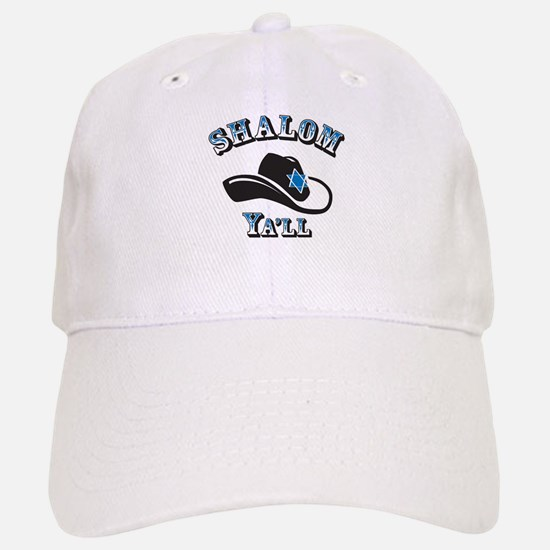 Shalom Yall Baseball Baseball Baseball Cap