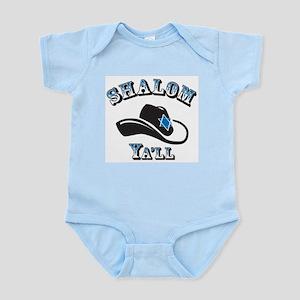 Shalom Yall Body Suit