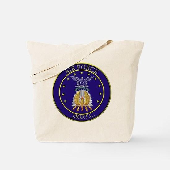 AFJROTC LOGO CIRCLE Tote Bag