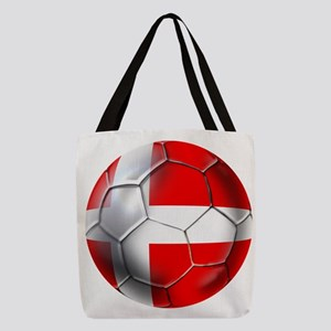 Danish Football Polyester Tote Bag