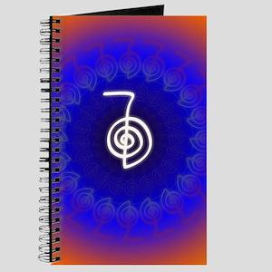Cho-Ku-Rei-Reiki-Color-field Journal