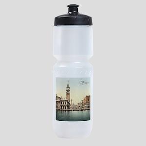 Vintage Venice Sports Bottle