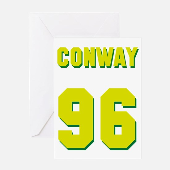 conway Greeting Card