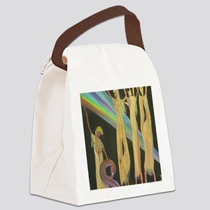 Grace_note Canvas Lunch Bag