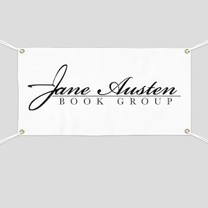 Jane Austen Book Group Banner
