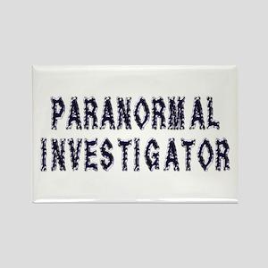 Paranormal Investigator Rectangle Magnet