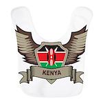 Kenya Emblem Bib