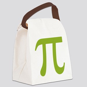 pi2 Canvas Lunch Bag