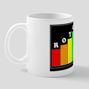ROY G BIV Sticker Mug
