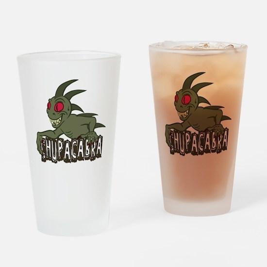 ChupaToon Drinking Glass