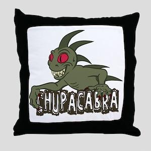 ChupaToon Throw Pillow