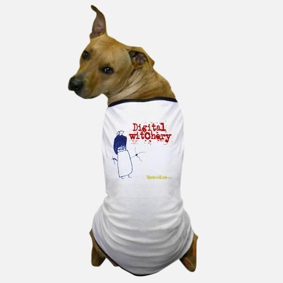 2011_0208AA_t-shirt4black Dog T-Shirt