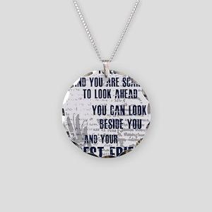 Best-friend-review Necklace Circle Charm