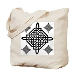 Celtic Diamond Tote Bag