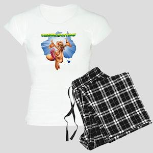 kit jumping Women's Light Pajamas