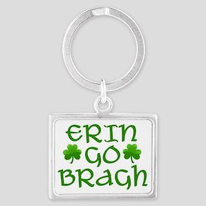 ERIN GO BRAGH Landscape Keychain