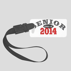Senior 2014 Red 1 Small Luggage Tag