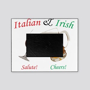 Italian and Irish Picture Frame