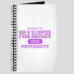Pole Dancing University Journal