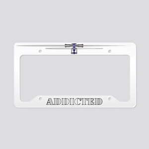 addicted License Plate Holder
