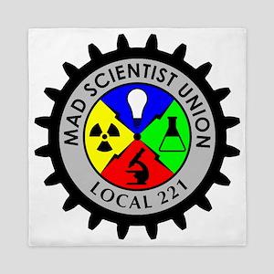 mad_scientist_union_logo Queen Duvet