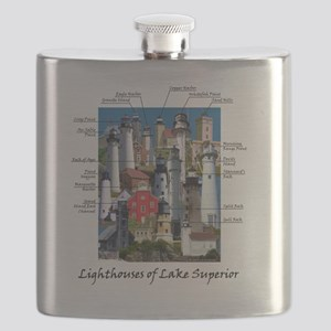 Lake Sup 4.5X5.75 Flask