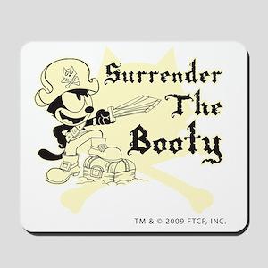 surrenderthebooty Mousepad