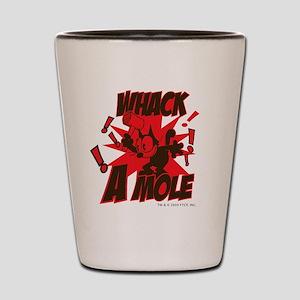 whackamole Shot Glass