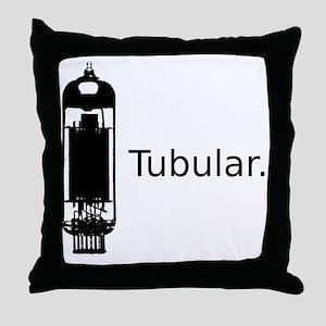 tubular Throw Pillow