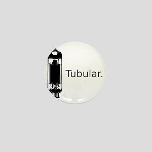 tubular Mini Button