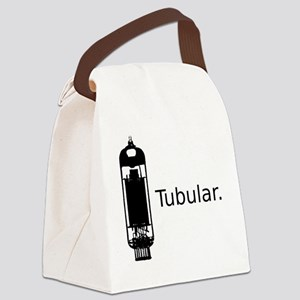 tubular Canvas Lunch Bag