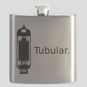 tubular Flask