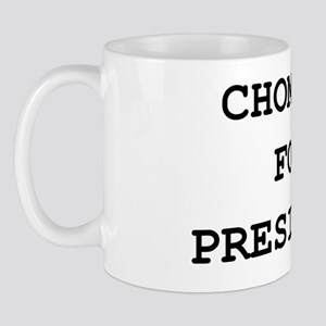 chomsky for president Mug
