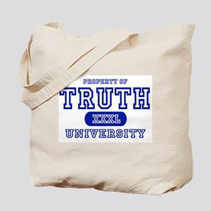 Truth University Tote Bag
