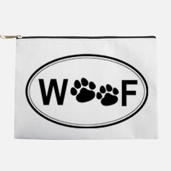 woof Makeup Pouch