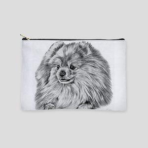 Pomeranian Pouch Makeup Bag