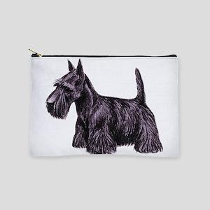 Scottish Terrier Makeup Bag