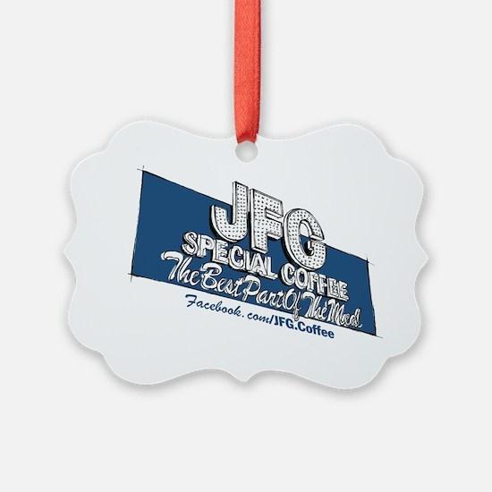 JFG Sign Illustration Ornament