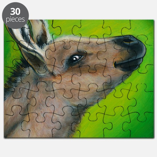 Donkey Snickers Puzzle