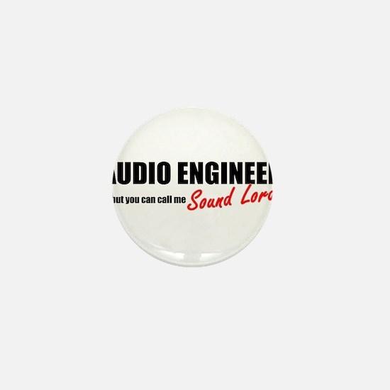 Sound Lord Mini Button