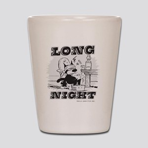4-longnight Shot Glass