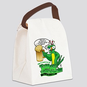 Tommy StPats_1 Canvas Lunch Bag